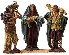 Figuras de belenes de jes su gri an en - Figuritas para el belen ...